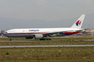 Malaysian Boeing 777 9M-MRD shot-down over the Ukraine 17 July 2014.